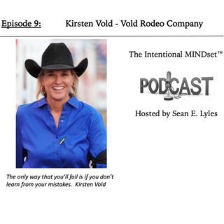 Kirsten Vold - Vold Rodeo Company