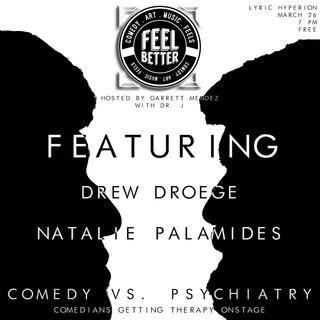 (LIVE) Drew Droege + Natalie Palamides