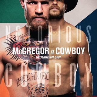 Preview Of The Huge UFC 236PPV Conor McGregor - Cowboy Cerrone In The Welterweight Division!!And A Exciting Main Card Preview!!!