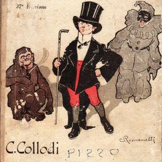 Pipì e lo scimmiottino rosa - Carlo Collodi (1887)