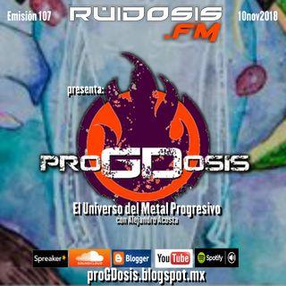 proGDosis 107 - 10nov2018 - Leyenda Mistica