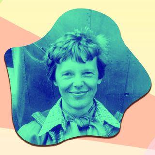 Amelia Earhart - flygpionjären som försvann spårlöst