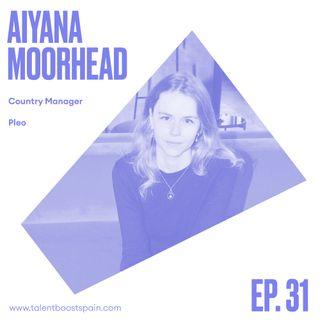 Episodio 31: Digitalización de procesos en RRHH. La propuesta de Pleo, con Aiyana Moorhead