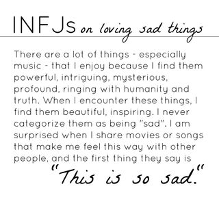 20 Things About INFJMe: 13