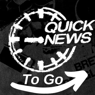Quick News To Go: 7/20 to 7/24