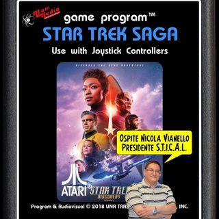 Pubblicità Regresso - UTDN L'interferenza di Star Trek