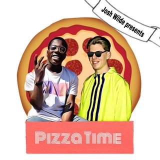 Pizza Time Episode 2 - Just Asare (Radical Youth + Lyric Translate)