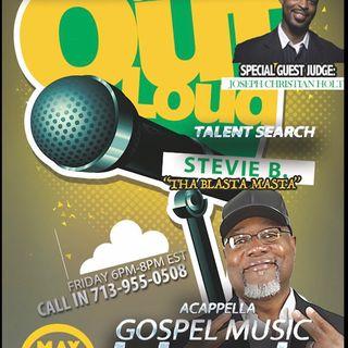Stevie B's Acappella Gospel Music Blast - Episode 27
