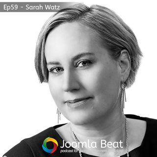 Ep59 - Interview with Sarah Watz