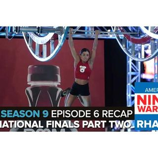 American Ninja Warrior 2017 | National Finals Part Two