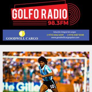 Maradona partió el fútbol en 2:Barcelona bailó al Dynamo:Fifa21 responde Ibra