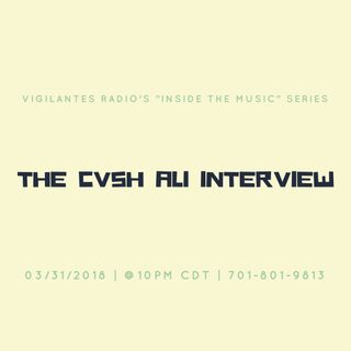 The Cvsh Ali Interview.