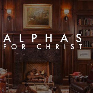Alphas For Christ