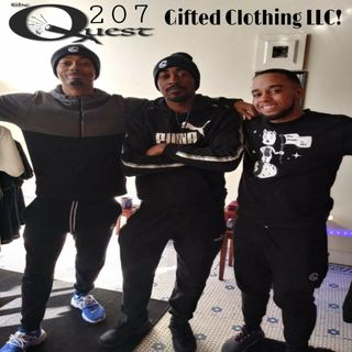 The Quest 207. Gifted Clothing LLC.