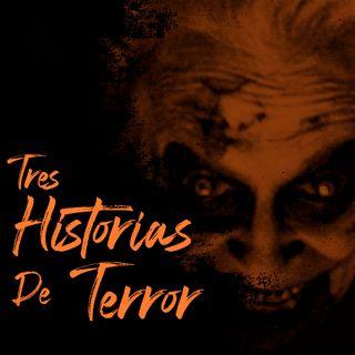 3 Historias De Terror Vol. 39 (Relatos De Horror)