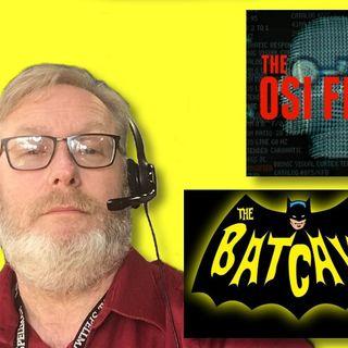 #395: Batcave Podcast host John S. Drew joins me for Podcast Appreciation Week!