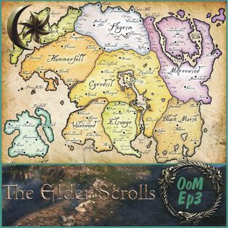 Out Of Mana #3 - The Elder Scrolls Deep Dive