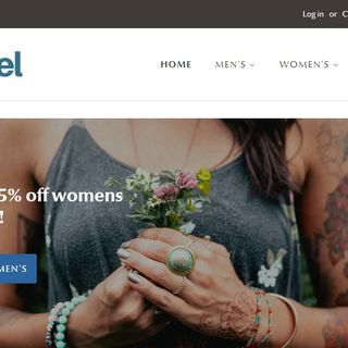 Blueneel - Fashion clothing and accessories store for men and women