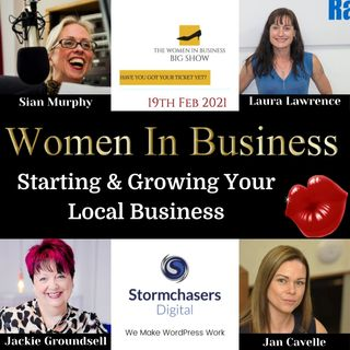 Starting and Growing Your Local Business With Lisa Harrison