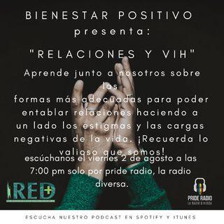 Bienestar positivo VIH