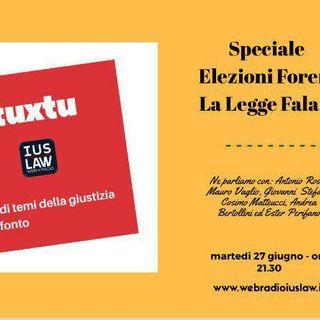 Speciale - ATUXTU - Legge Falanga e nuove regole per le Elezioni Forensi