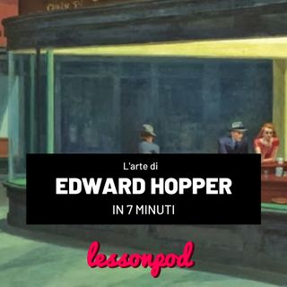 L'arte di Edward Hopper in 7 minuti