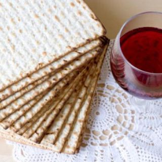 How Much Matzah and Wine?