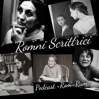 """#6 """"Romni Scrittrici """" con Morena Pedriali"""