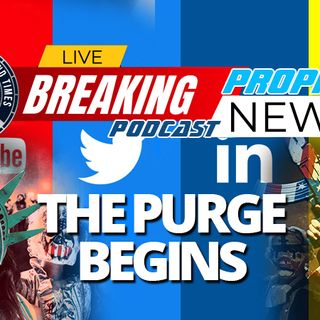 NTEB PROPHECY NEWS PODCAST: We Told Social Media Would Begun Shutting Down Christians And Conservatives Right Before The Election