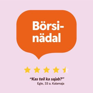 Börsinädal – Enefit Green teel Tallinna Börsile
