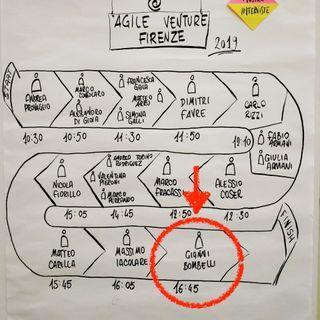 Agile Venture Firenze - Intervista a Gianni Bombelli