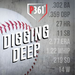 "Episode 501 - ""Digging Deep Series - Guys to pickup"""