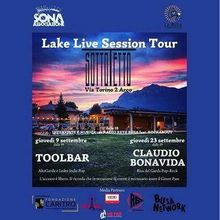 Live dal Sottotetto With Claudio Bonavida 🔊🔊 DIRETTISSIMA 🔊🔊