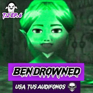 BEN DROWNED en 8D - ¡Usa tus Audífonos!