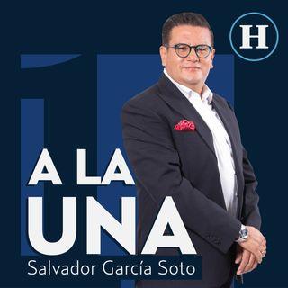 A la 1 con Salvador García Soto| Mauricio Toledo pidió licencia como diputado para enfrentar las acusaciones en su contra