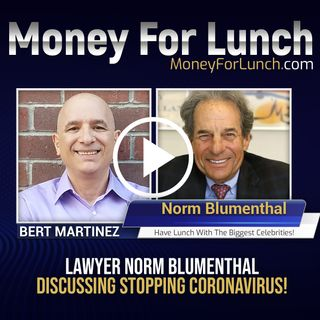Lawyer Norm Blumenthal Discussing Stopping Coronavirus
