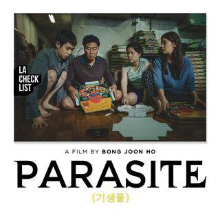 La Checklist  #18 - Parasite