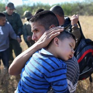 Raids of Central American Families in United States