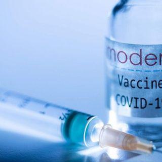 Covid, vaccino Moderna arrivato in Italia. Dovrebbe proteggere per almeno un anno