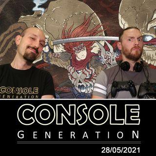 King of Seas / GetsuFumaDen / Mass Effect - CG Live 28/05/2021