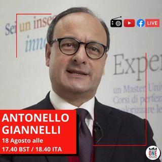 Antonello Giannelli (ANP): Centro-Sud Italia in difficoltà a pochi giorni dalla riapertura scolastica