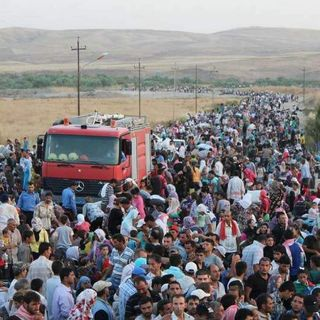 10,000 Syrian Refugees Coming to U.S.