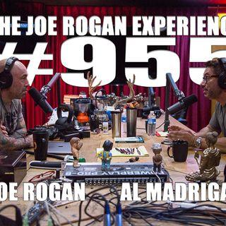 #955 - Al Madrigal