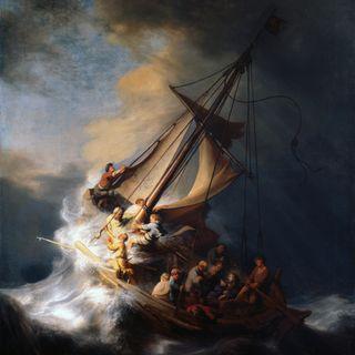 No angustiarse por la tempestad (4.7.17)