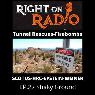 EP.27 Shaky Ground--RBG-Epstein-HRC-Weiner