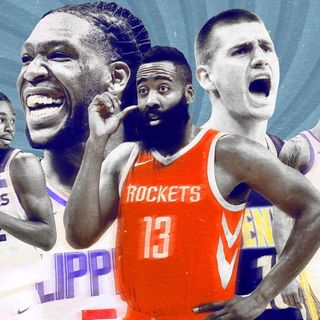 EP 26 THE 2017-18 NBA PLAYOFF PICTURE