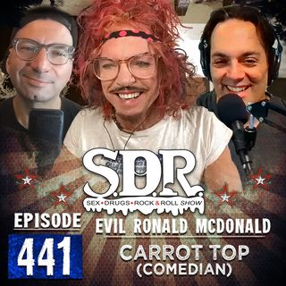 Carrot Top (Comedian) - Evil Ronald McDonald
