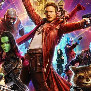 Hero Heads Podcast - Guardians of the Galaxy