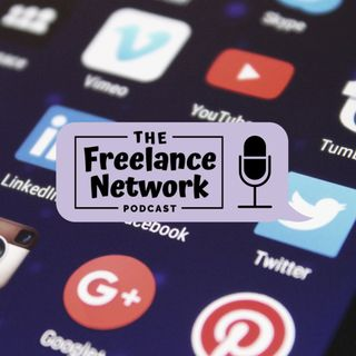 Meg The Geek Interview - The Freelance Network Podcast Episode 10