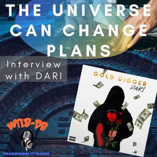 How the Universe can Turn Your Therapy into a Passion with Hip Hop Rap Recording Artist Dari